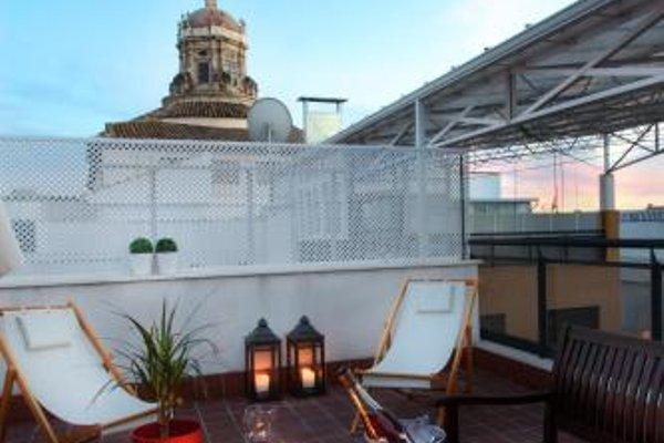 Apartamentos Turisticos Duque de Hornachuelos - фото 23