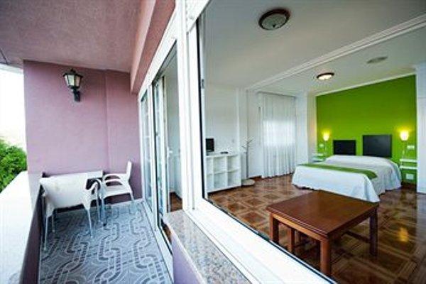 Hotel Playa de Quenxe - фото 50
