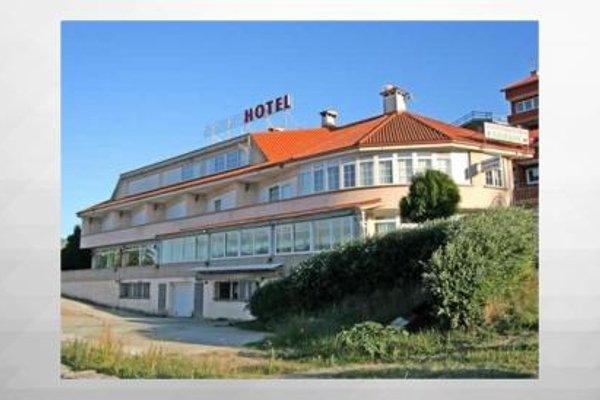 Hotel Playa de Quenxe - фото 20