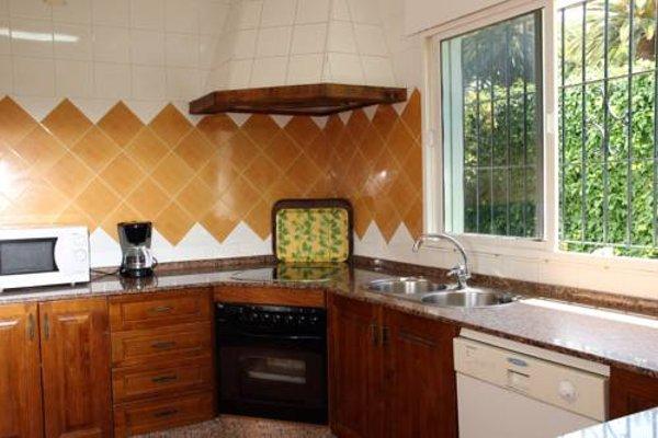 Apartamentos Cortijo Fontanilla - фото 12