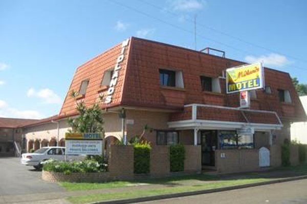 Midlands Motel - фото 21