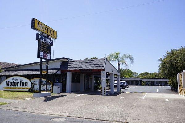 Highway Motor Inn Taree - фото 21