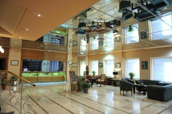 Hotel Santa Cecilia - фото 8