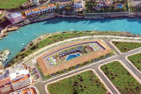 Hotel Port Ciutadella - фото 19