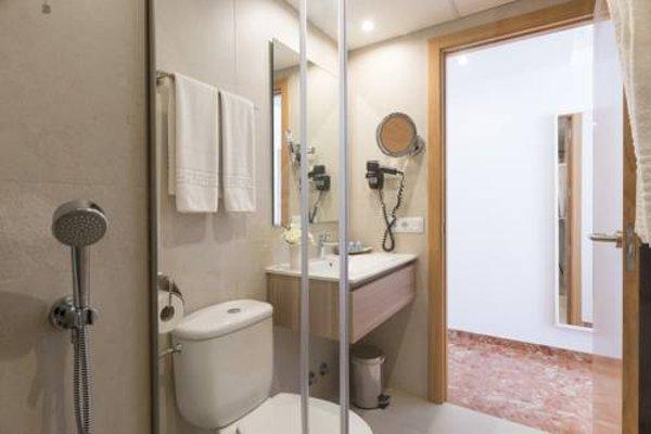 Hostal Residencia Menurka - фото 14