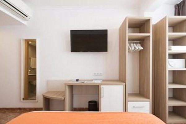 Hostal Residencia Menurka - фото 16
