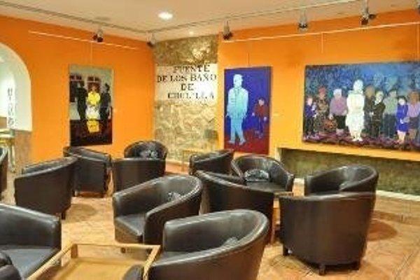Hotel Balneario de Chulilla - фото 10