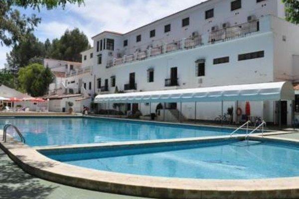 Hotel Balneario de Chulilla - фото 16