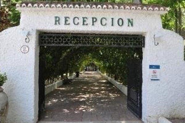 Hotel Balneario de Chulilla - фото 17