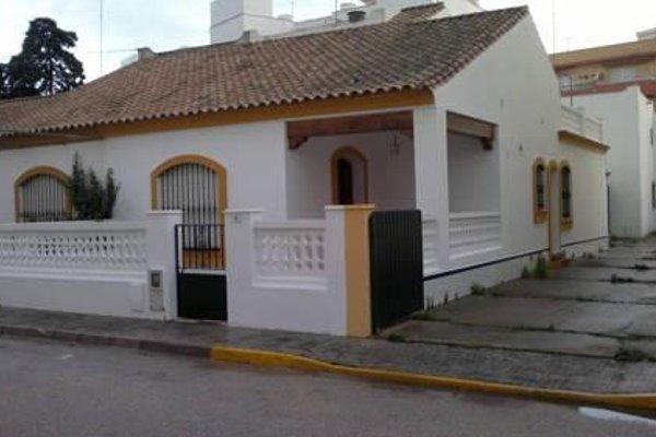 Hostal Villa Mercedes - фото 10