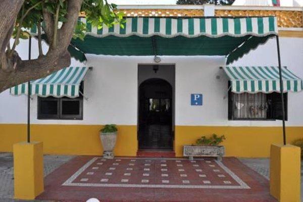Hostal Villa Mercedes - фото 7