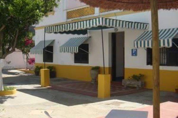 Hostal Villa Mercedes - фото 9