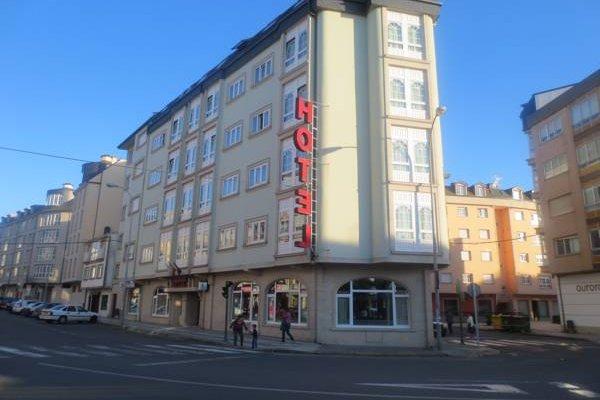 Hotel la Marina - фото 21