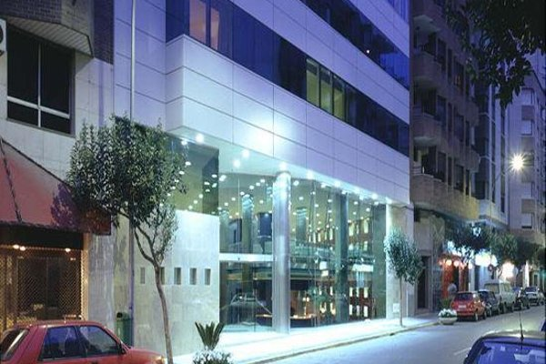Hotel Tryp Castellon Center - фото 22