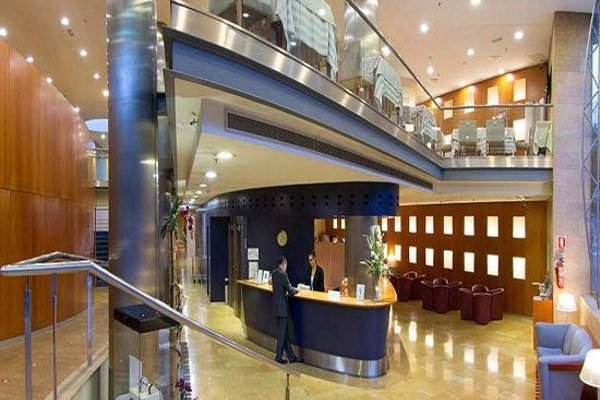 Hotel Tryp Castellon Center - фото 8