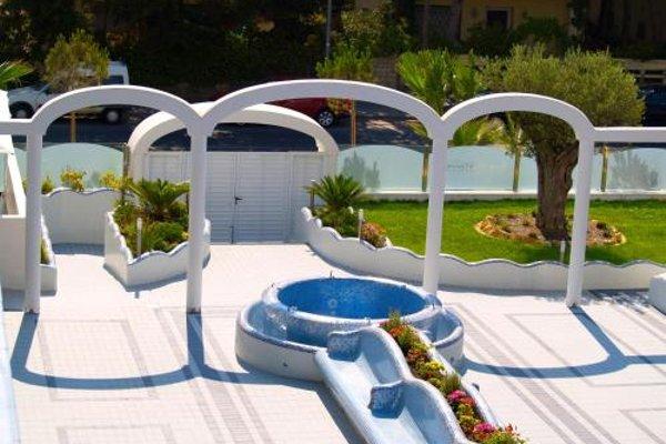 Апарт-отель Masd Mediterráneo - фото 19