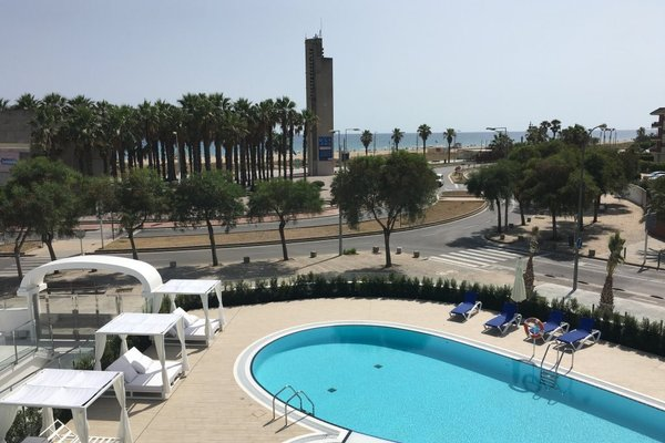 Апарт-отель Masd Mediterráneo - фото 21