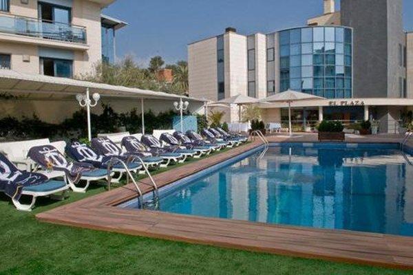 Best Western Hotel Mediterraneo - фото 19