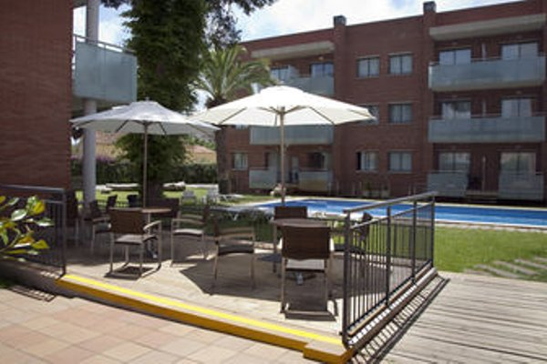 SG Costa Barcelona Apartments - фото 17