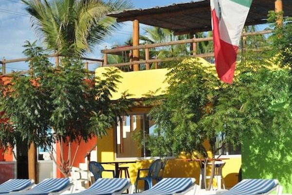 Villaggio Turistico Mar De Cortez - фото 16