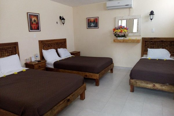 Casa Temazcal Hotel - фото 10