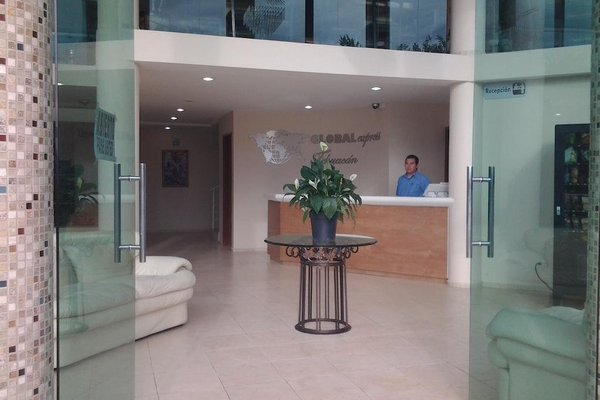 Hotel Global Express Tehuacan - фото 15