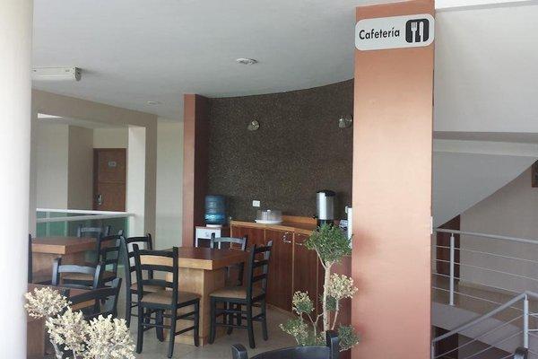 Hotel Global Express Tehuacan - фото 16