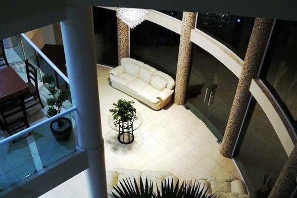 Hotel Global Express Tehuacan - фото 17