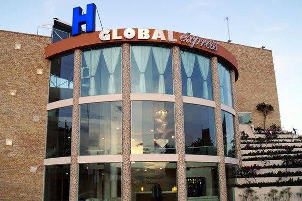 Hotel Global Express Tehuacan - фото 20