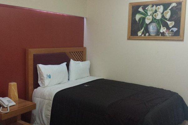 Hotel Global Express Tehuacan - фото 7