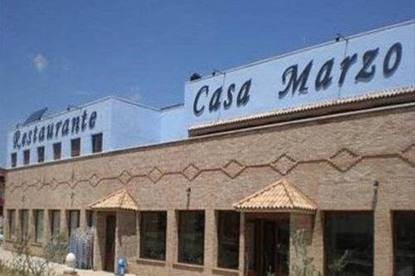 Hostal Restaurante Casa Marzo - 17