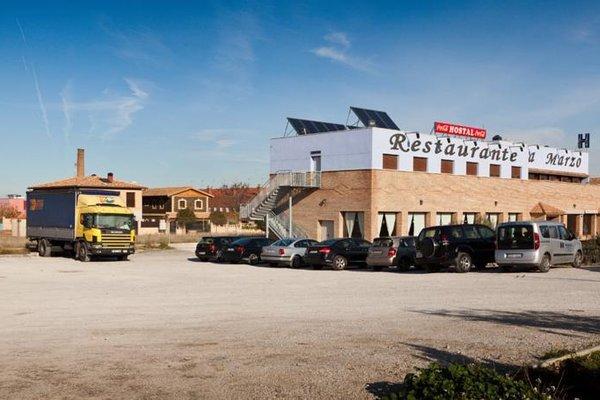 Hostal Restaurante Casa Marzo - 18