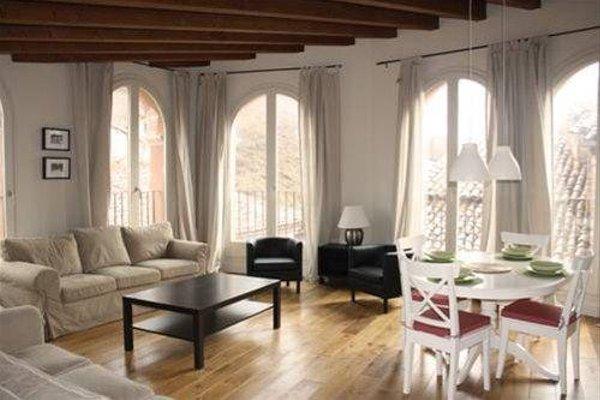 Apartamentos La Fonda - фото 5