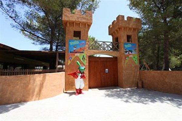 Zafiro Park Cala Mesquida - фото 16