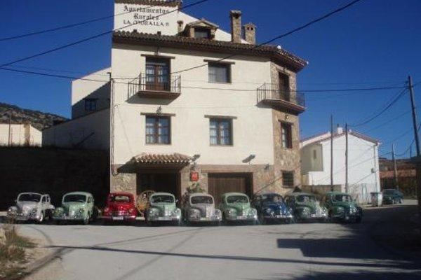 Apartamentos Rurales La Muralla II - фото 22