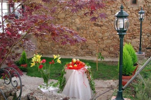 Posada Turismo Rural Artesa - фото 20