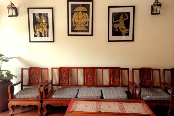 Avilla Phasouk Hotel - фото 7