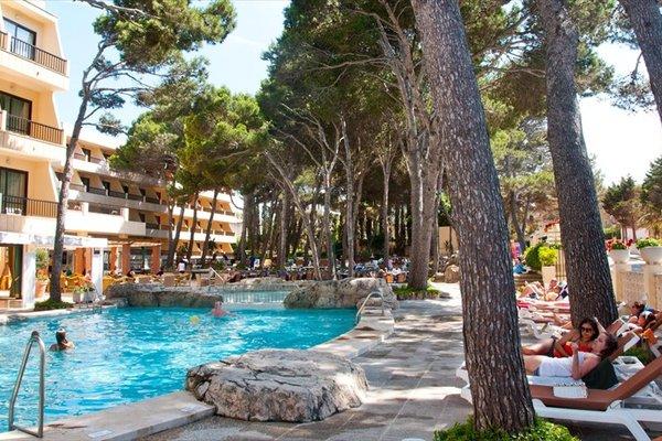 Hotel Bella Playa & Spa - фото 20