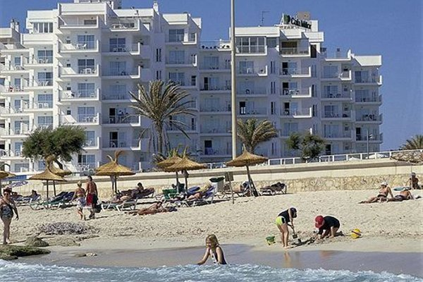 Protur Cala Millor Apartamentos - фото 6