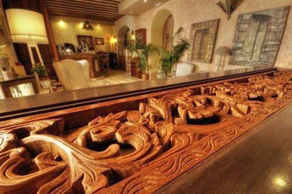 Hotel Argantonio - фото 13