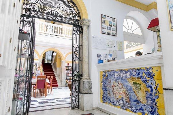 Hotel Las Cortes De Cadiz - фото 11