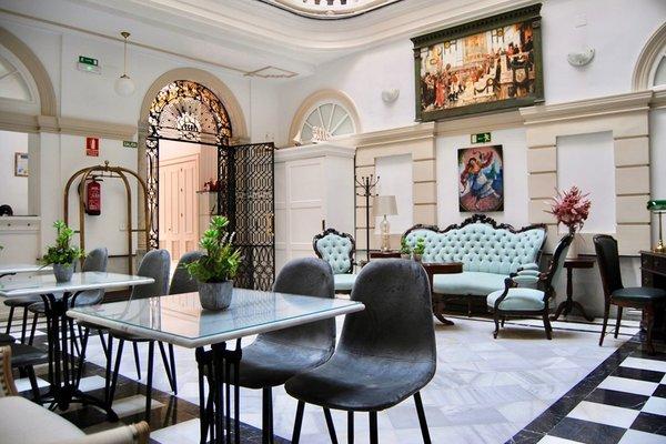 Hotel Las Cortes De Cadiz - фото 15