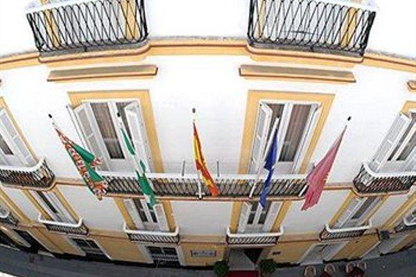 Hotel Las Cortes De Cadiz - фото 21