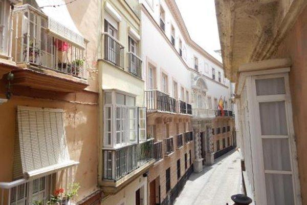 Hostal Canalejas - фото 21