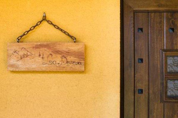 Apartamentos Rurales L´Abiseu - фото 17