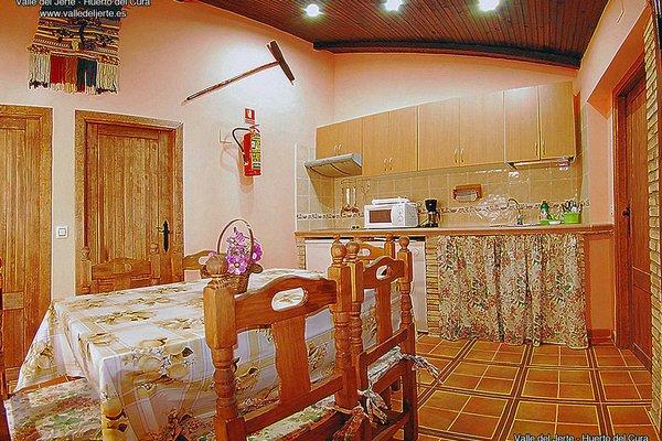 Apartamentos Valle del Jerte el Huerto del Cura - фото 12