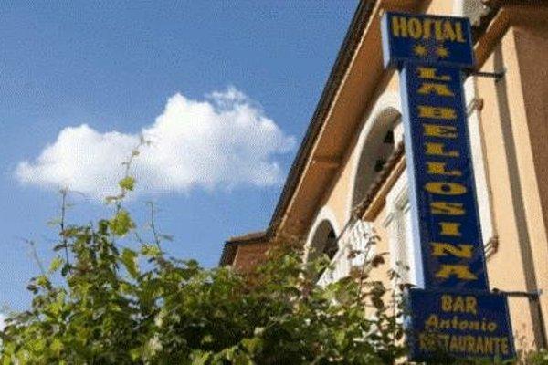 Hostal y Apartamentos Rurales la Bellosina - фото 21