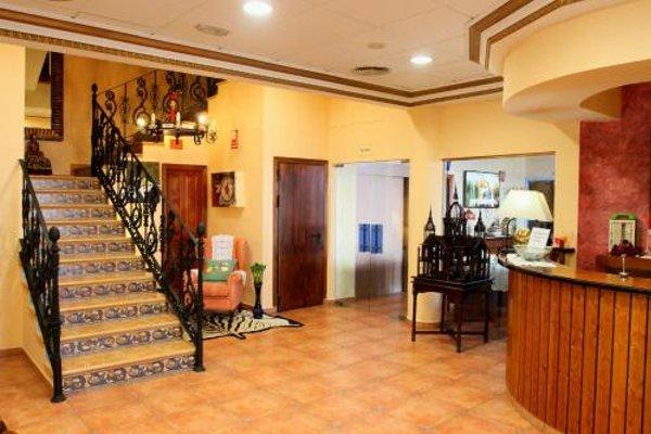 Hotel El Curro - фото 16