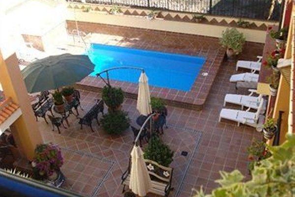Hotel El Curro - фото 18