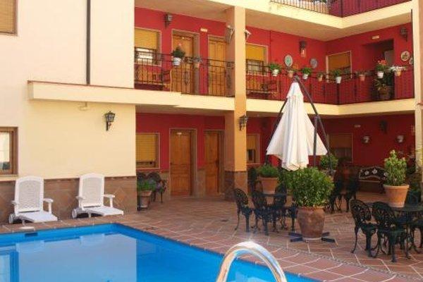 Hotel El Curro - фото 19